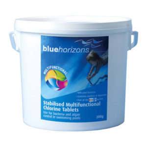 Multifunctional 200g Chlorine Tablets