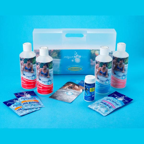 Inflatable Spa Chemical Starter Kit