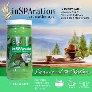 InSPAration Aromatherapy - Coconut Lime Verbena