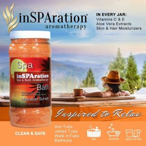 InSPAration Aromatherapy - Hawaiian Sunset (553g)