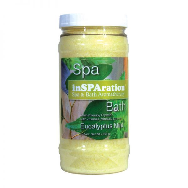 InSPAration Aromatherapy - Eucalyptus Mint (553g)