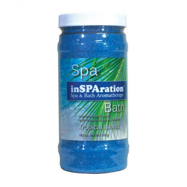 InSPAration Aromatherapy - Tropical Island (553g)